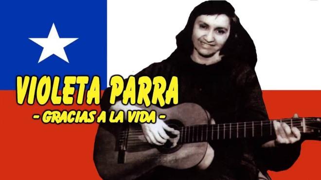 023 - Gracias a la vida - Violeta Parra
