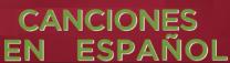 canciones en español