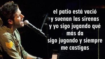 El Patio - Pablo López - 012