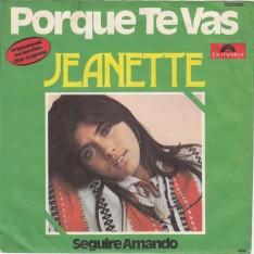 Por qué te vas - Jeanette - 011 b