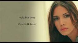 067 - Vencer al amor - India Martinez 1