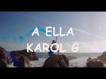 068 - A ella - Karol-G 2