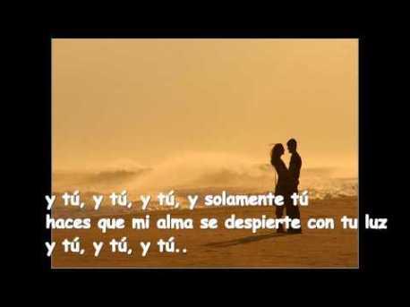 071 - Solamente tú - Laura Naranjo o- Pablo Alboran