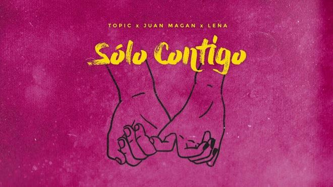 076 - Solo contigo - Juan Magan