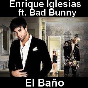 077 - El baño - Enrique Iglesias 2
