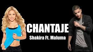 083 - Shakira ft Maluma 1