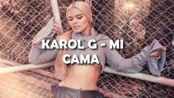 084- mi cama - Karol G 2