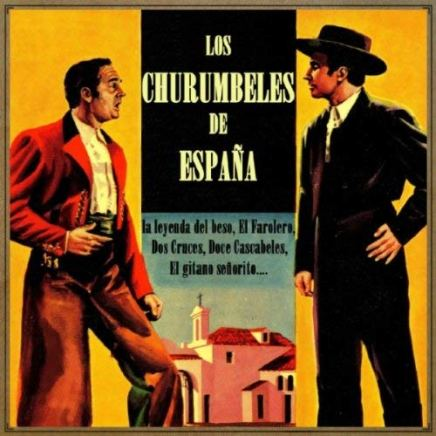 087 - Abril en España -Los churumbeles de España - 1